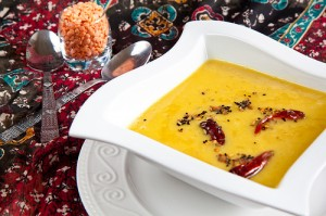 Believe it: you can make masoor daal in the microwave!