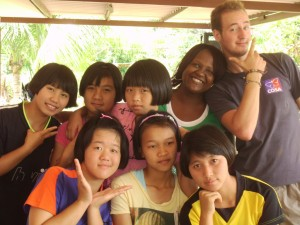 Make friends and learn new languages while teaching abroad.