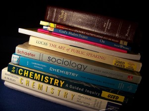 Used textbooks have value beyond saving you cash.