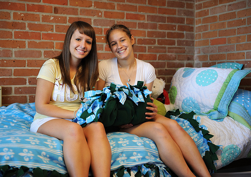 The 5 Best Things About Your College Roommate