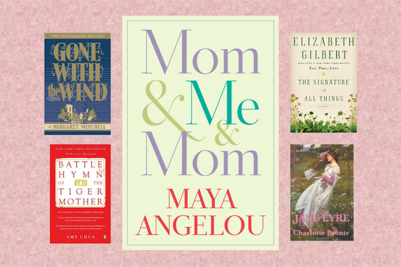 Books for Mom Mother's Day Gift Ideas