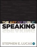 Art of Public Speaking (11th ED) ISBN: 978-0073406732