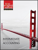 Intermediate Accounting (15th ED) ISBN: 978-1118147290