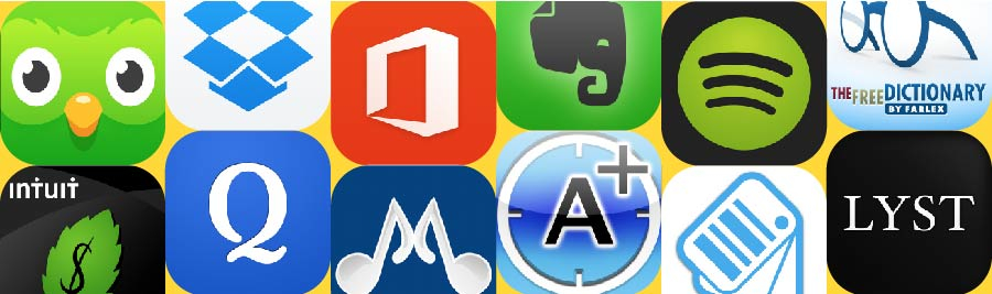 Increase Your App-Titude: 15 Apps for College Students