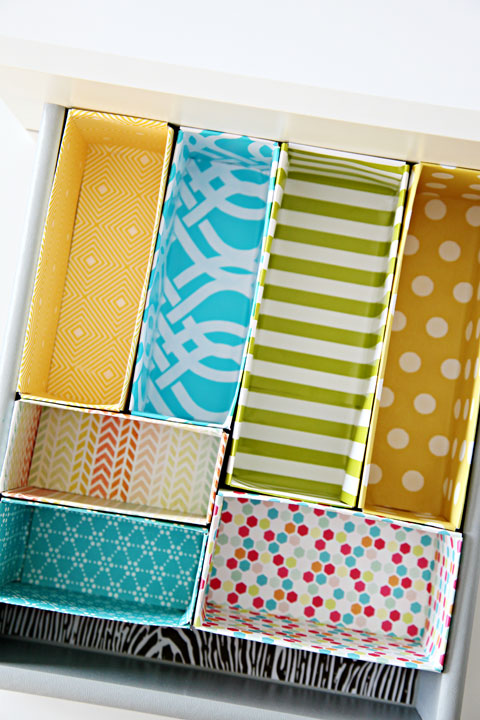 I Heart Organizing Cereal Box Drawer Dividers2 Part 62