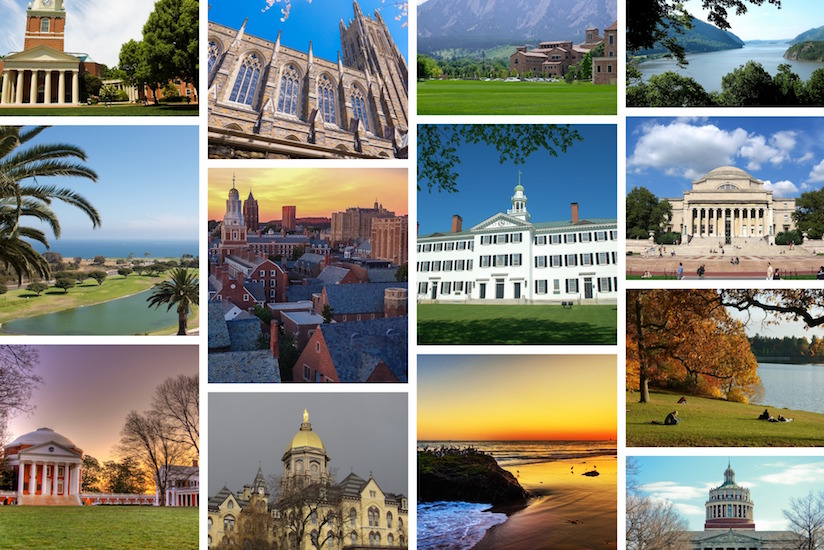Hello, Gorgeous: 17 of the Prettiest College Campuses