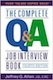 Complete-Q-and-a-Job-Interview-Book-Jeffrey-G-Allen-job-hunting-books-internship-seekers-interview-tips