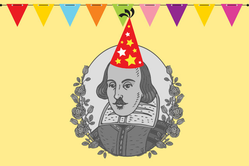 Happy Shakespeare Day! 9 Words You Can Thank the Bard For