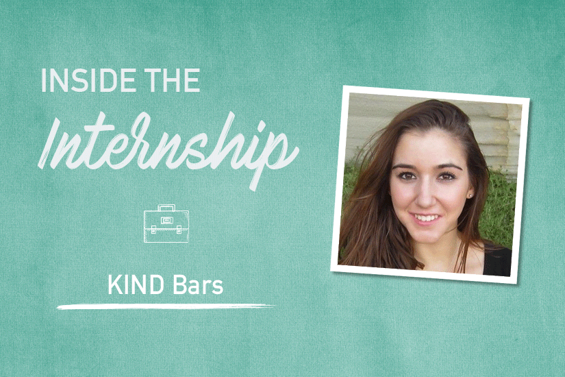 Love at First Bite: Go Inside a Graphic Design Internship at KIND Bars