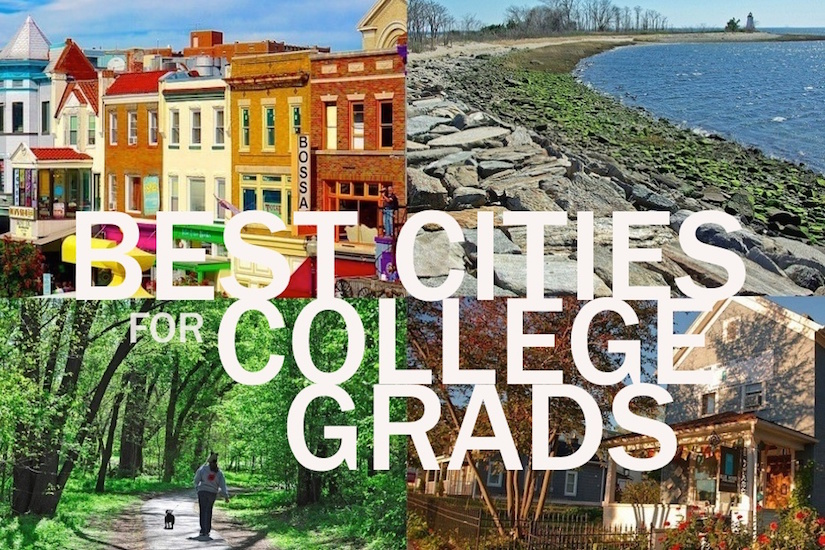 Make Your Move: Best Cities for College Grads