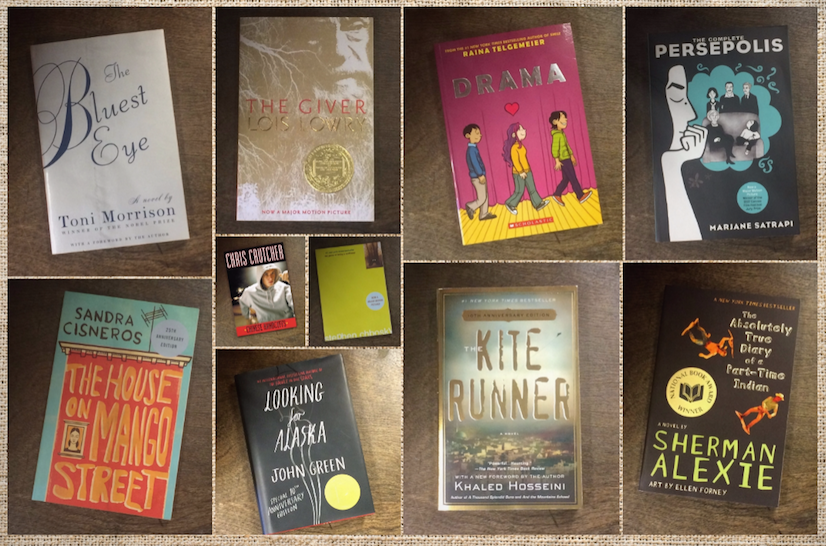 Rebel Rebel: 10 YA Banned Books for #BannedBooksWeek