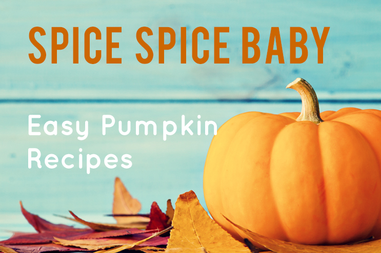 Spice Spice Baby: 11 Easy Pumpkin Recipes for Fall