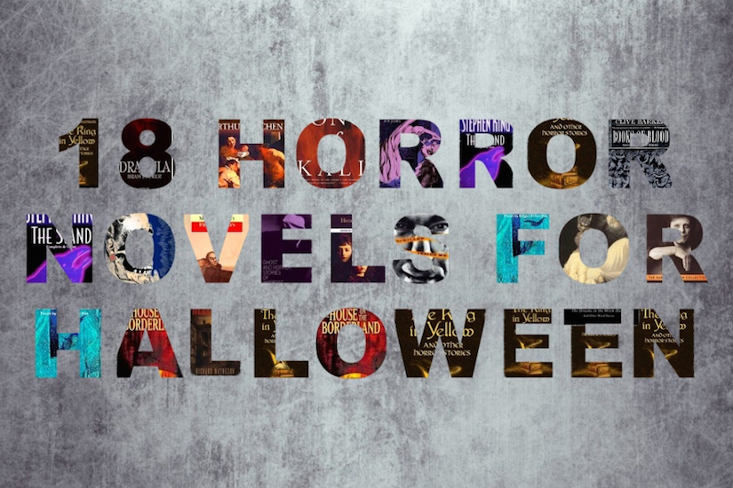 18 Horror Books to Scare the Bleep Out of You This Halloween