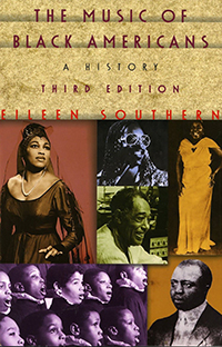 The Music of Black Americans: A History by Eileen Southern Black History Month Books