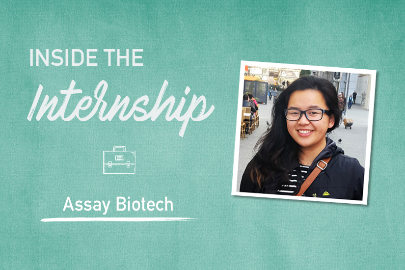 Inside the Internship: Q&A with a Biotech Intern