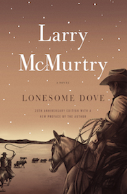 Lonesome Dove by Larry McMurtry Best Romance Books
