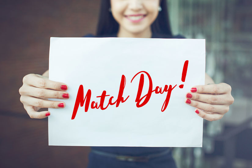 Match Day: The One Thing You Must Have With You