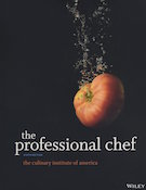 The Professional Chef by Culinary Institute of America