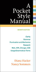 Pocket-Style-Manual by Diana-Hacker-Nancy-Sommers