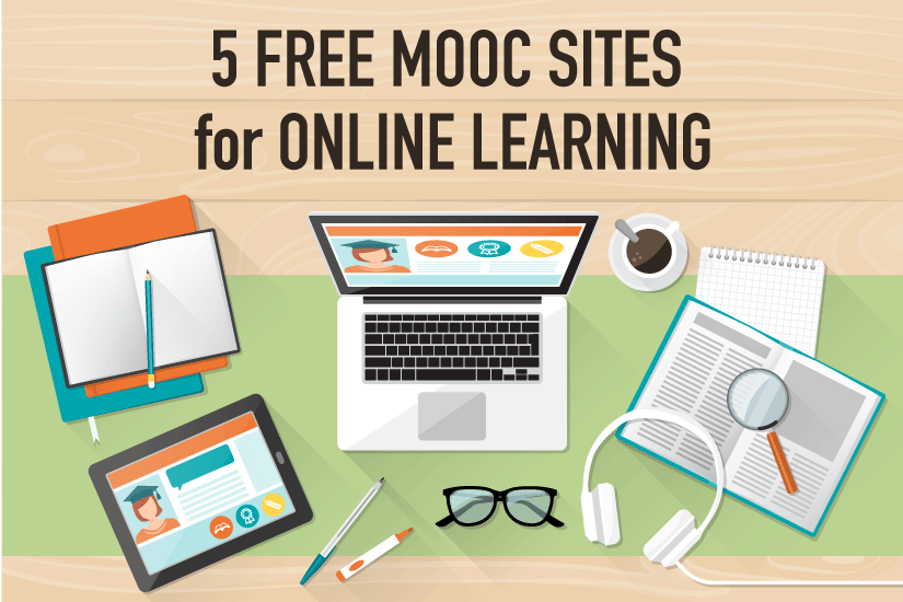 5 Free MOOCs to Take Free Online Classes