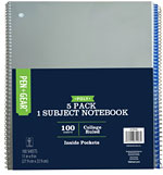 Pen+Gear Poly Cover | Best Notebooks for College Students on the Textbooks.com Blog