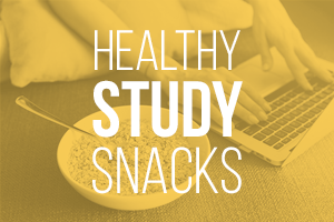 Healthy Study Snacks for Students