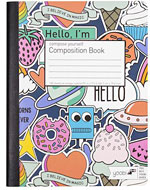 Yoobi Composition Books | Best Notebooks for College Students on the Textbooks.com Blog