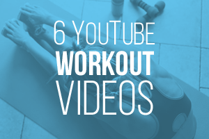 Home Workout Videos on YouTube