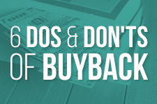 Buyback Tips
