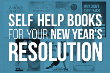 Self Help Books for Your Resolution