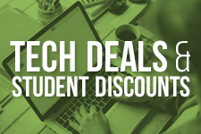 Tech Deals & Student Discounts on Textbooks.com Student Offers Page