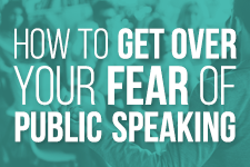 How to Get Over a Fear of Public Speaking // Tips from the Textbooks.com Blog