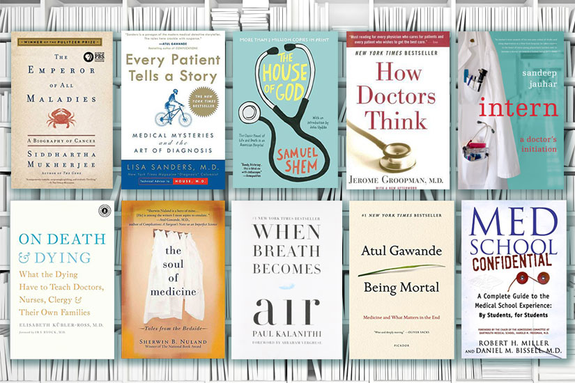 10 Must-Read Books for Medical Students