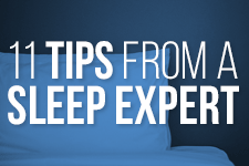 11 Sleep Tips for a Better Night's Rest