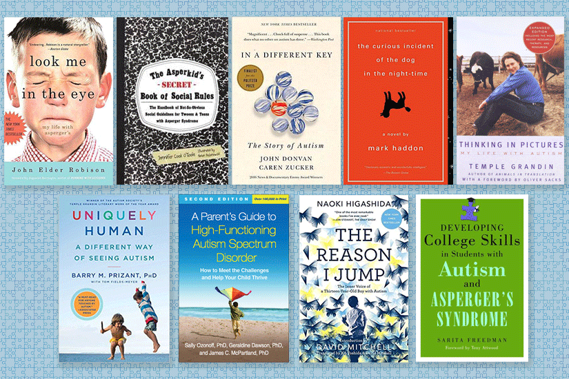 9 Inspiring Books for Autism Awareness Month