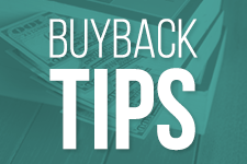 Buyback Tips for Selling Your Books Back for Cash
