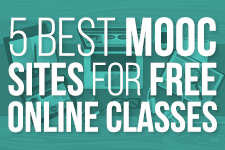 5 MOOC Sites to Learn a New Skill and Take Free Online Classes