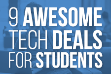 9 Tech Deals for Students