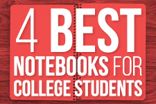 4 Best Notebooks for College Students