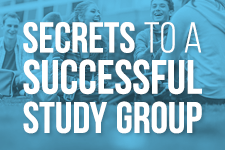 Secrets to a successful study group