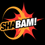 shabam podcast logo