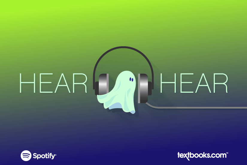 Spotify Halloween Playlist Reanimated!