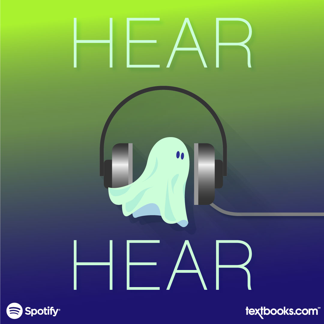 HearHear Halloween Spotify Playlist Reanimated